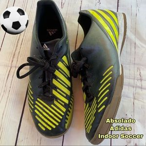 Adidas Absolado indoor soccer sneakers size 8.5